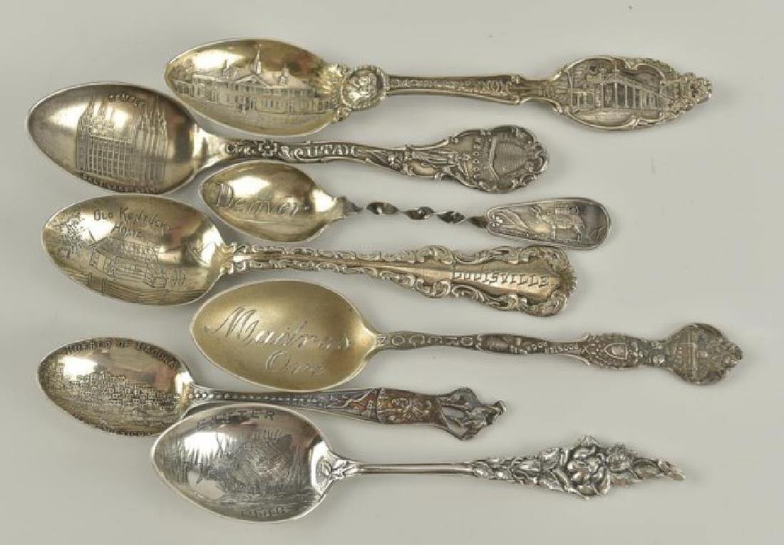 42 Sterling Spoons - 5