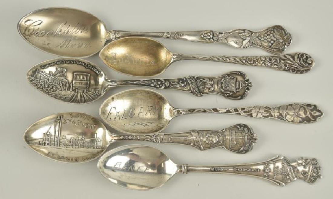 42 Sterling Spoons - 7