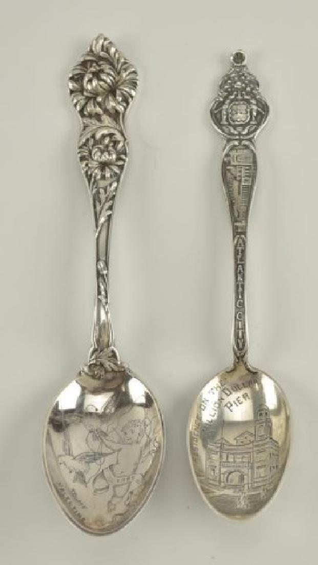 42 Sterling Spoons - 8