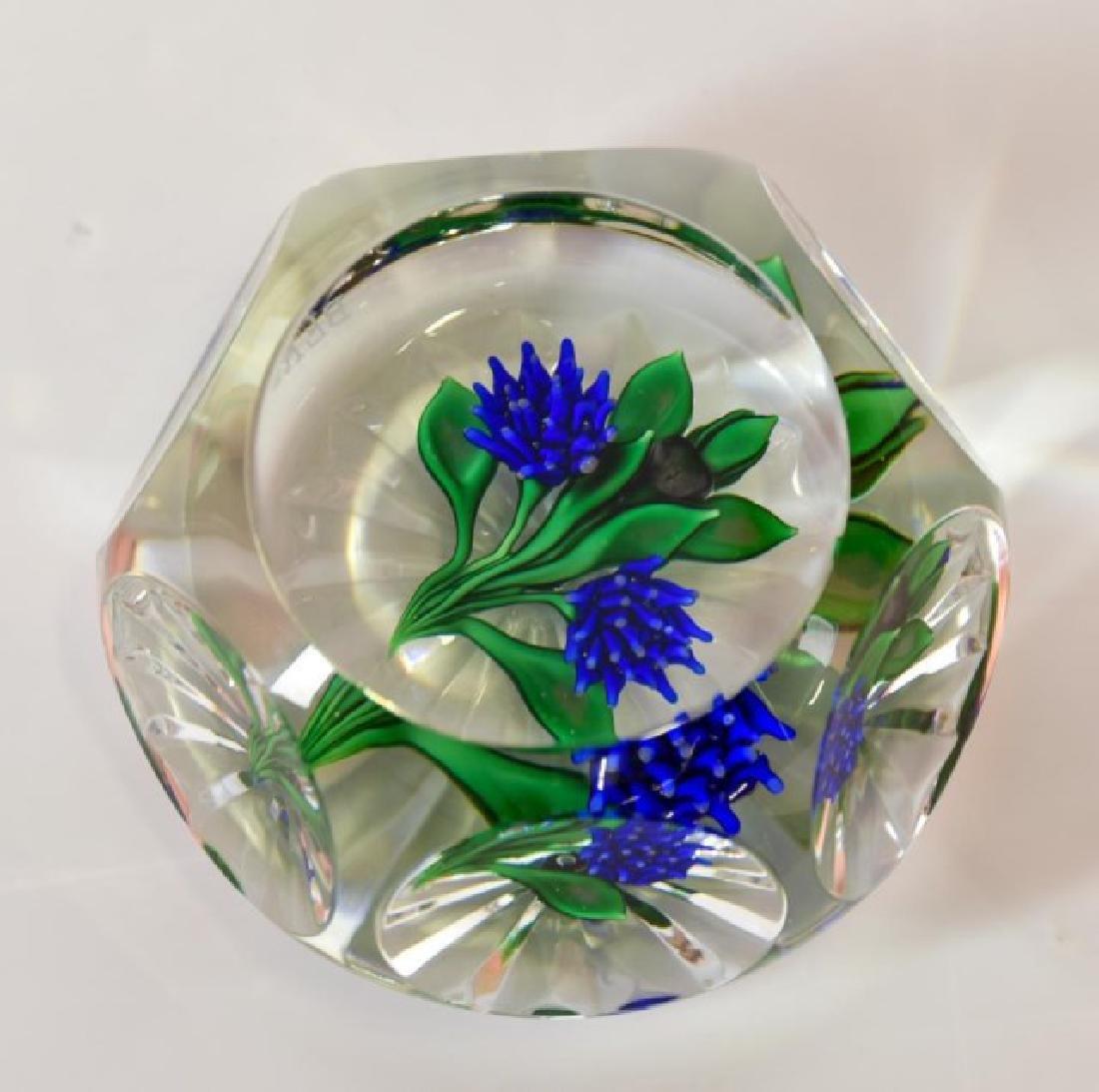 St. Louis Art Glass Paperweight