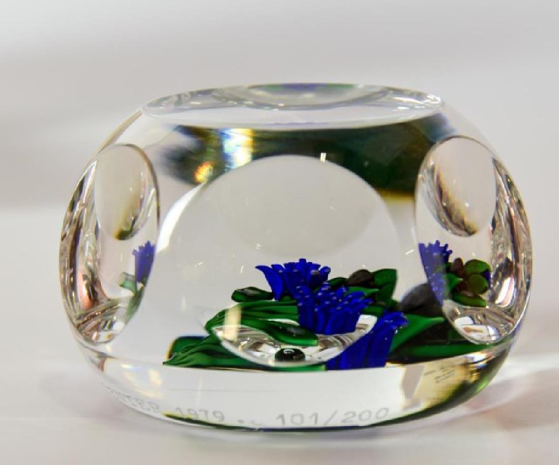 St. Louis Art Glass Paperweight - 3
