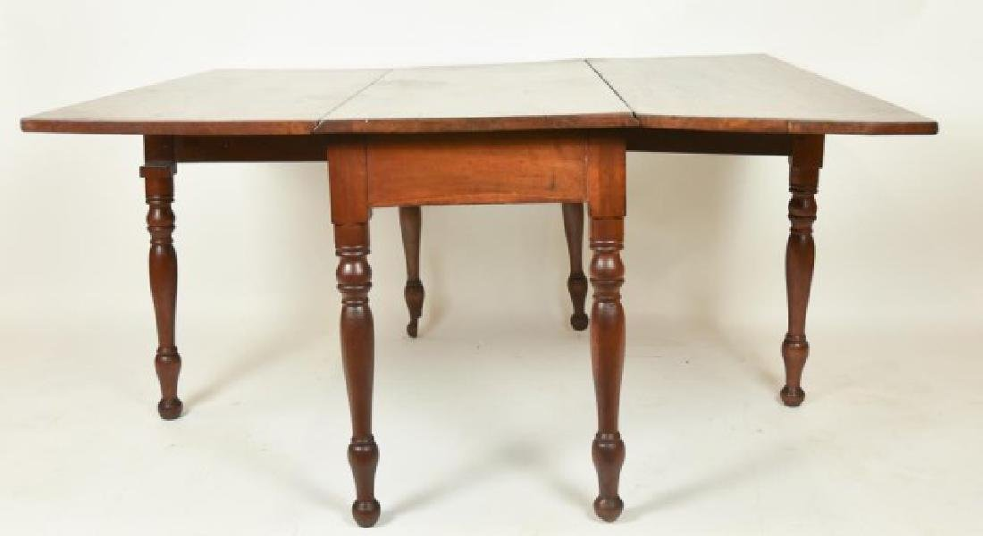 Southern Walnut Table, Probably Valley of VA - 3