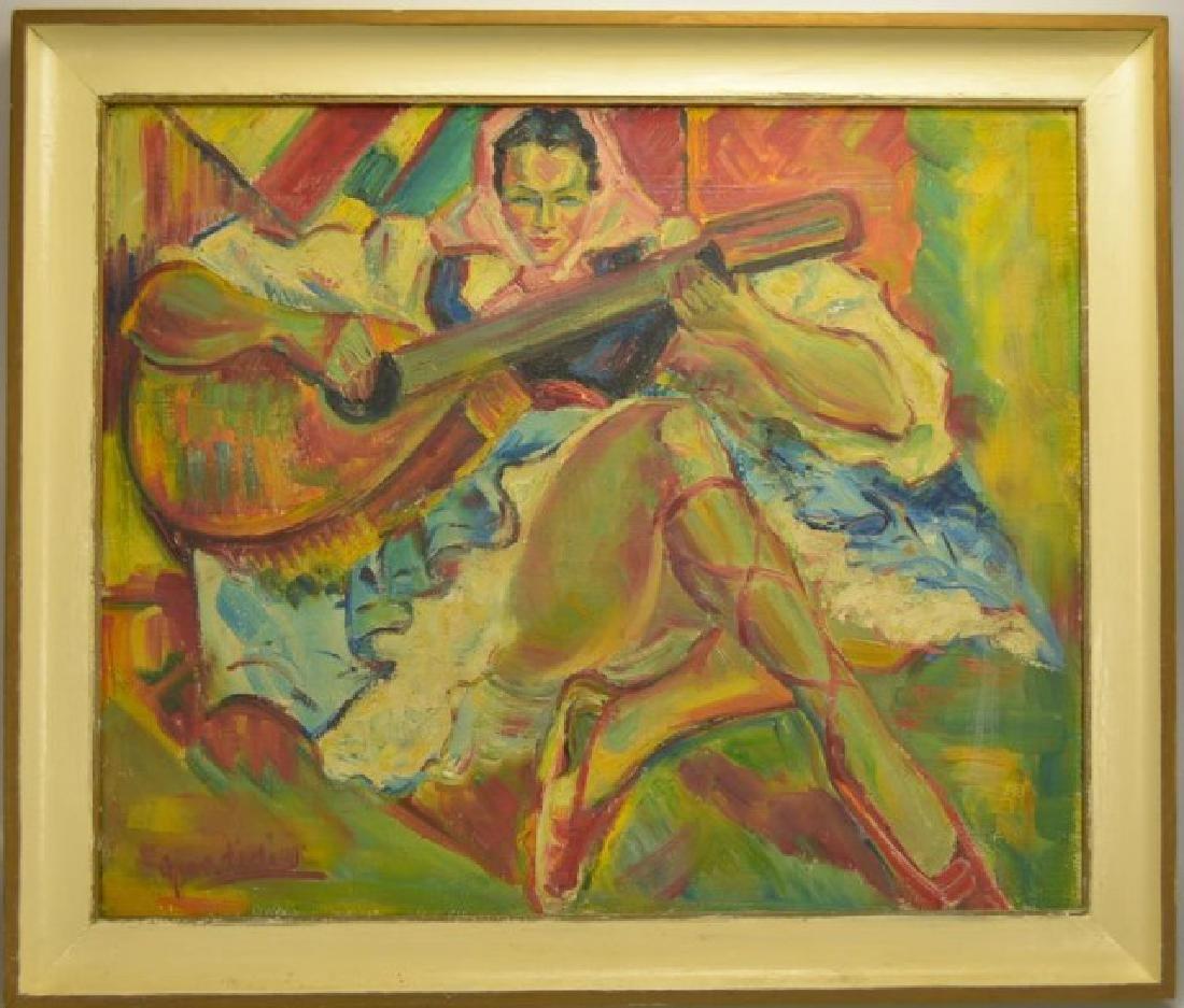 Rene Gaston Adrien Grandidier (French, 1904-1972)