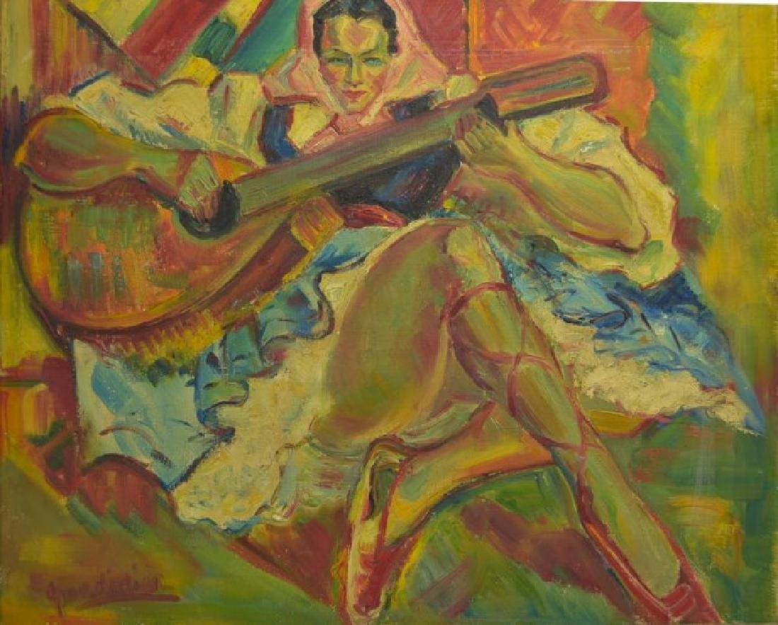 Rene Gaston Adrien Grandidier (French, 1904-1972) - 2