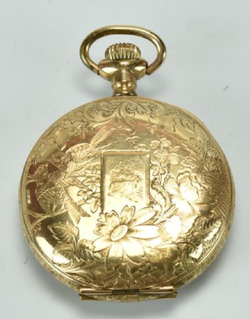 Waltham Gold Filled Pocket Watch