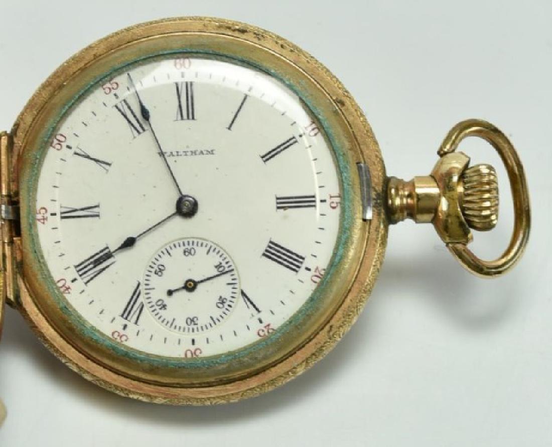Waltham Gold Filled Pocket Watch - 2