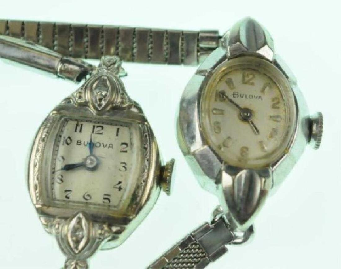 Four Vintage Ladies' Watches - 4