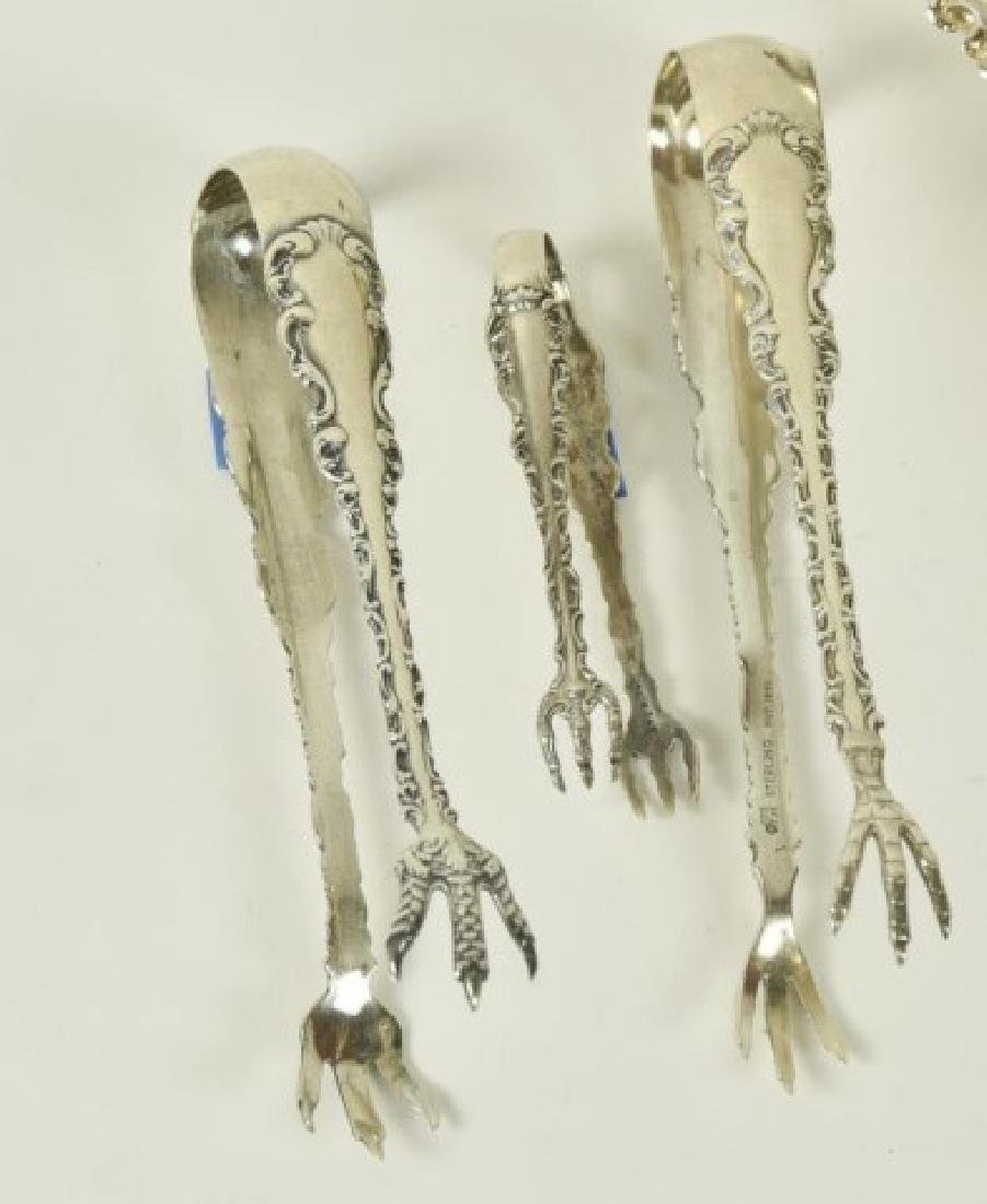 """Whiting """"Louis XV"""" Sterling Flatware - 10"""