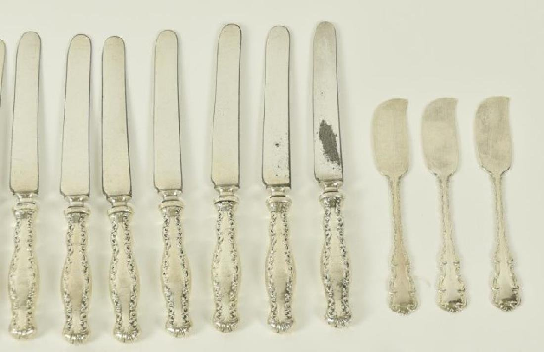 """Whiting """"Louis XV"""" Sterling Flatware - 5"""