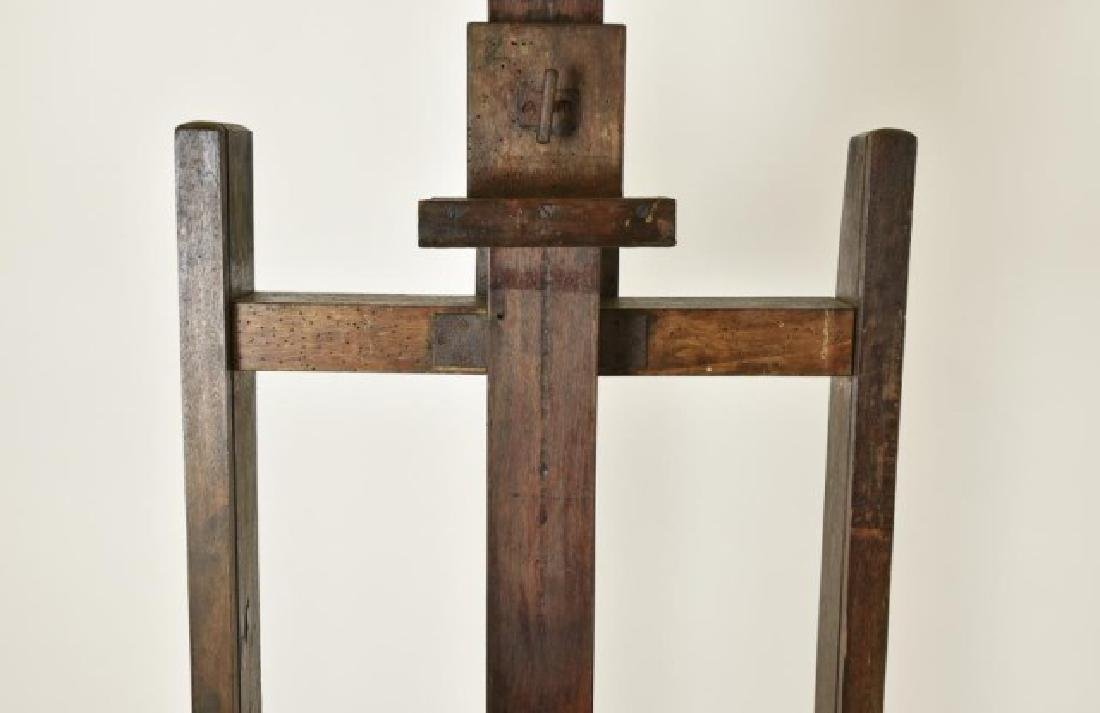 19th Century Double Sided Artist's Easel - 10