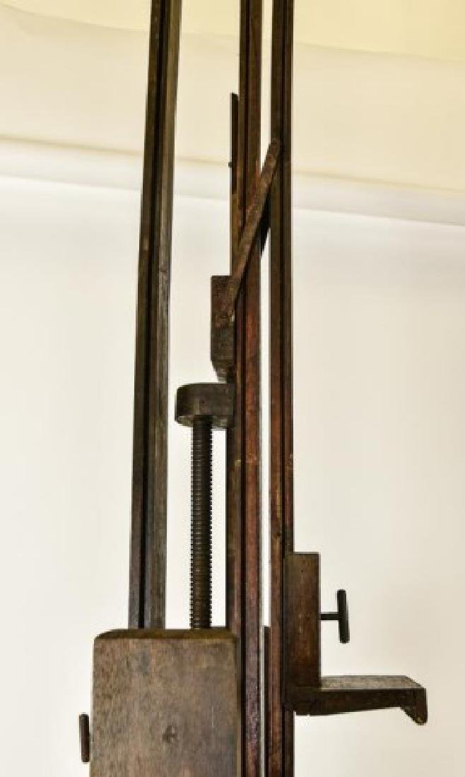 19th Century Double Sided Artist's Easel - 3