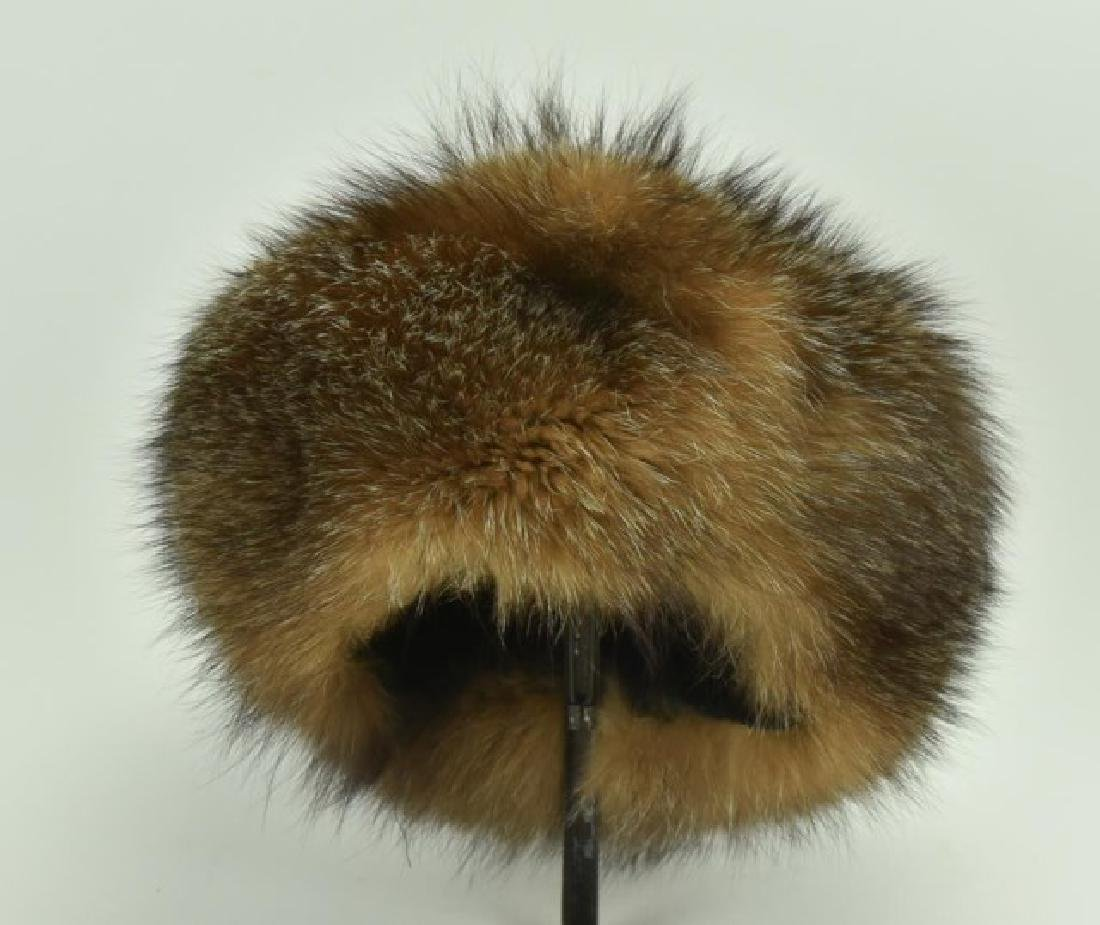 Russian or Russian Style Fur Hat