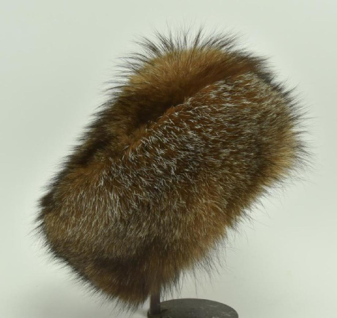 Russian or Russian Style Fur Hat - 2