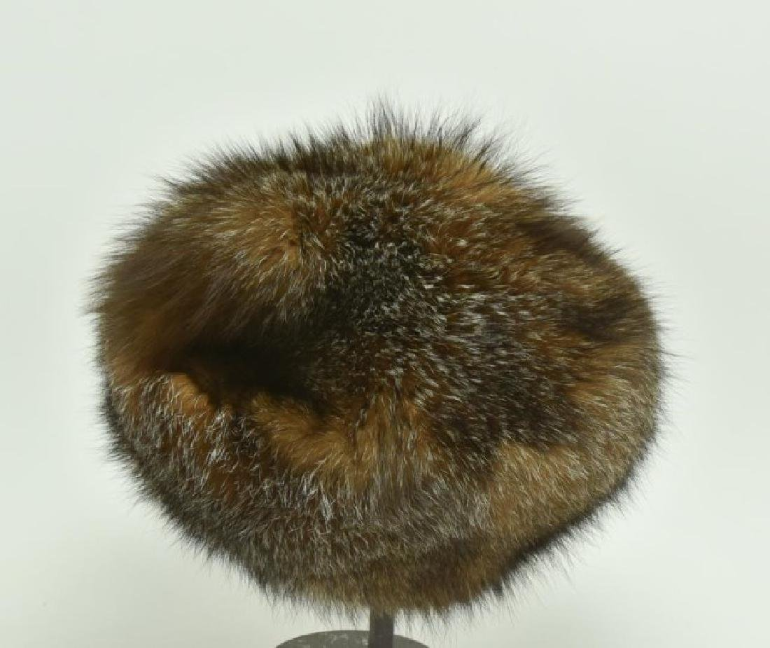 Russian or Russian Style Fur Hat - 3