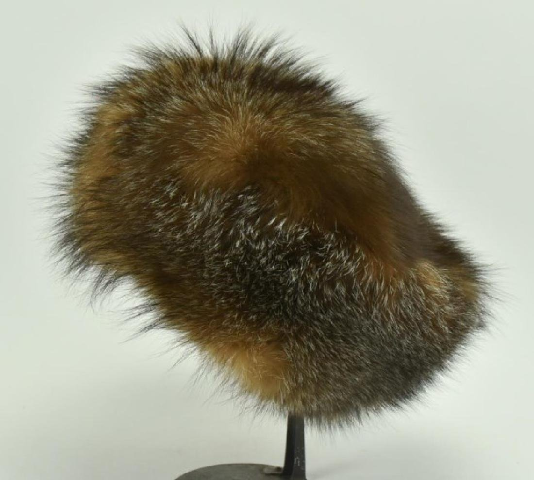 Russian or Russian Style Fur Hat - 4