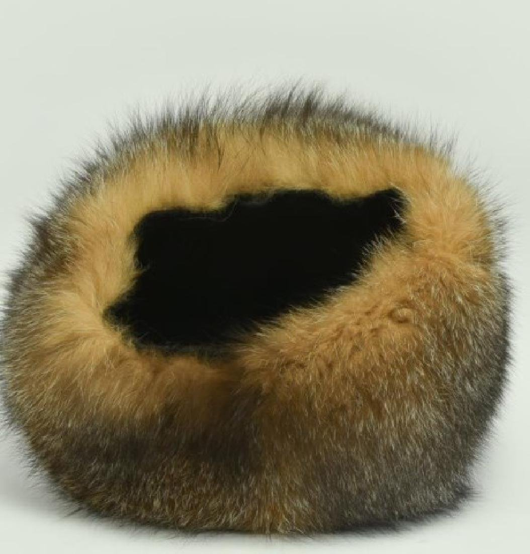 Russian or Russian Style Fur Hat - 6
