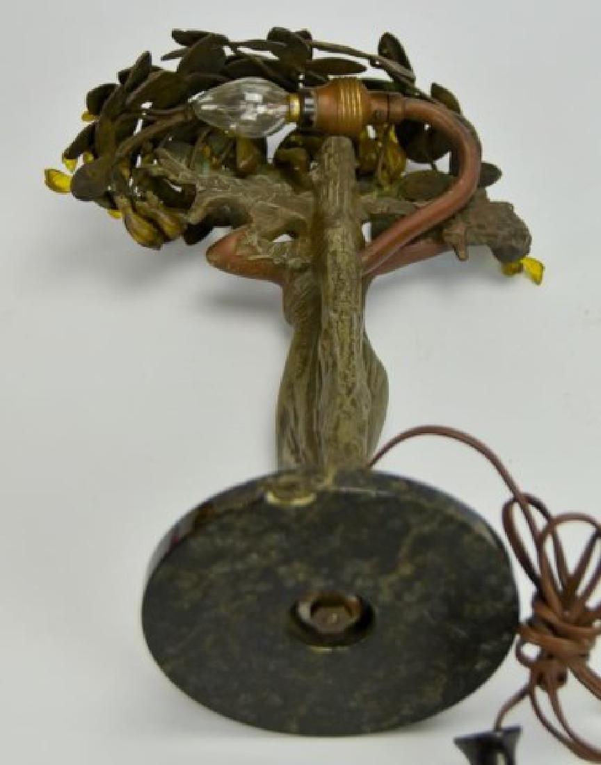 Art Nouveau Figural Lamp - 9