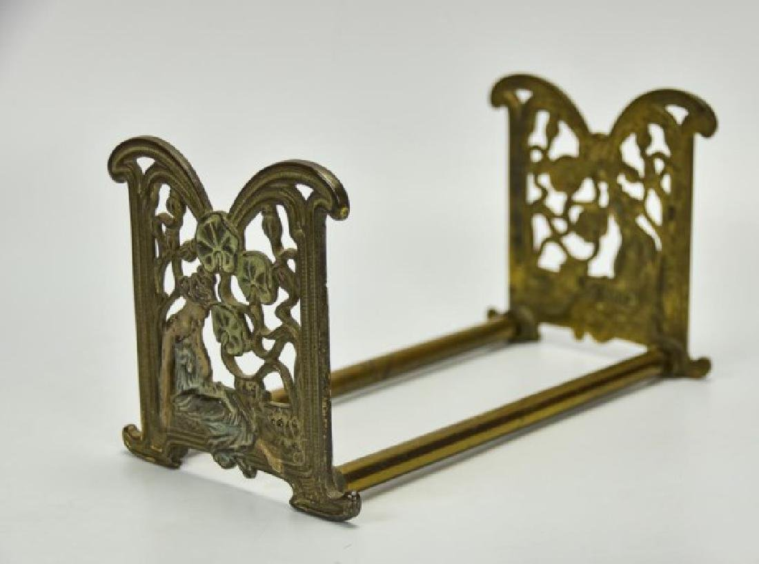 Art Nouveau Desk Accessories--Wax Seal, Etc. - 5