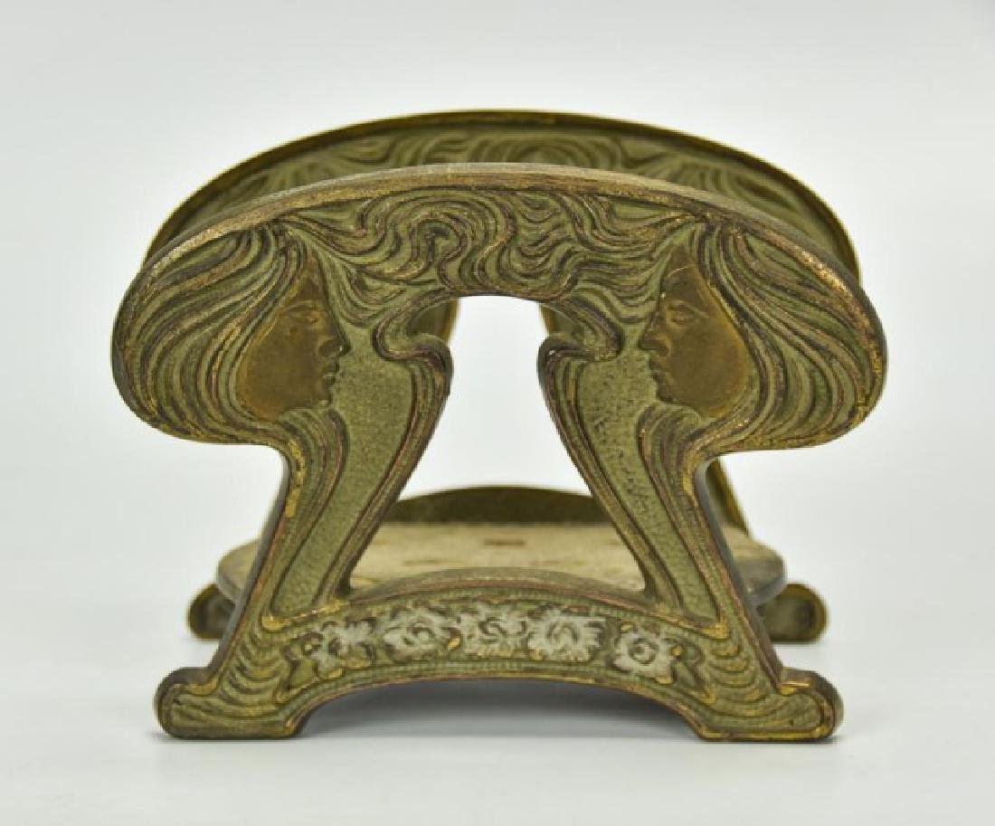 Art Nouveau Desk Accessories--Wax Seal, Etc. - 6