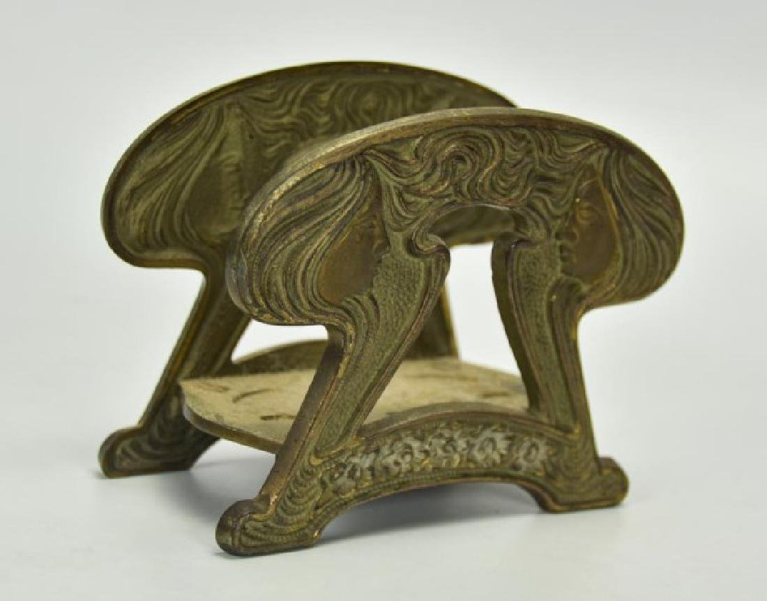 Art Nouveau Desk Accessories--Wax Seal, Etc. - 7