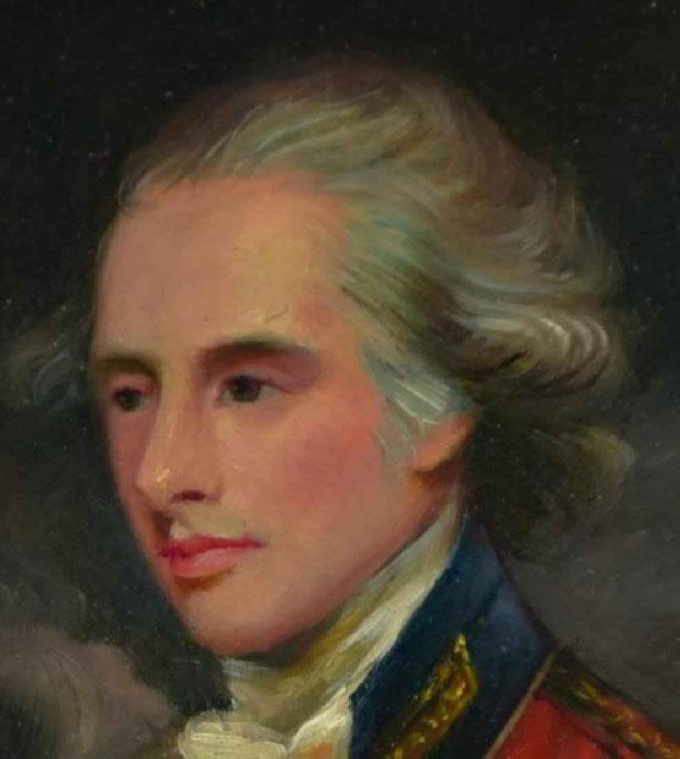Portrait of an English Officer - 3