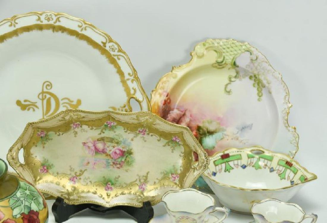 Lot of R.S. Prussia, Nippon & Other Porcelain - 2