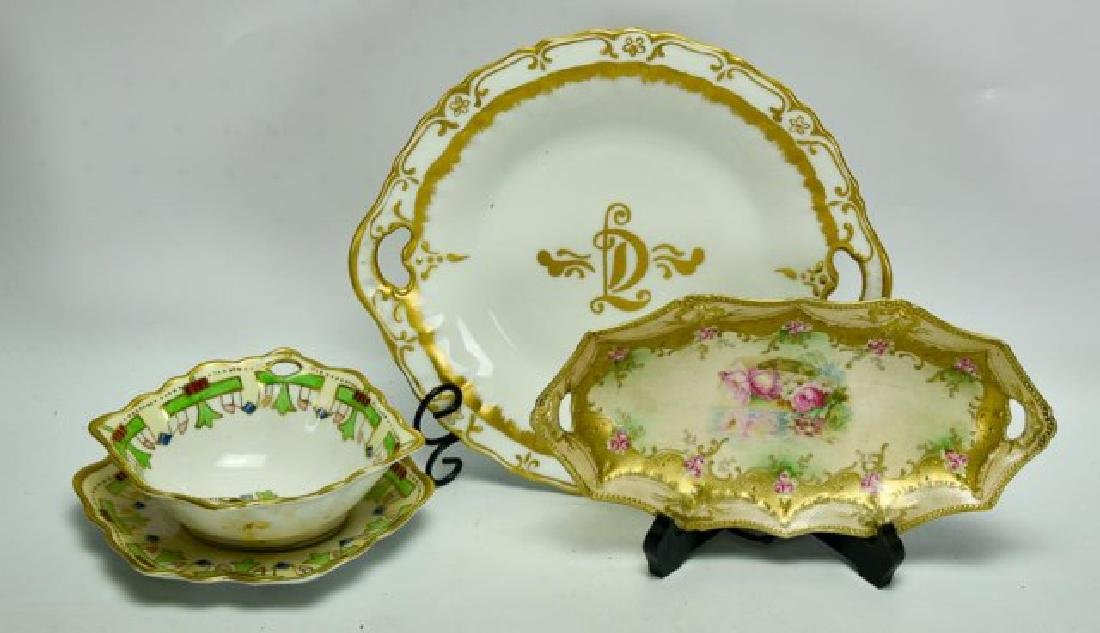 Lot of R.S. Prussia, Nippon & Other Porcelain - 4