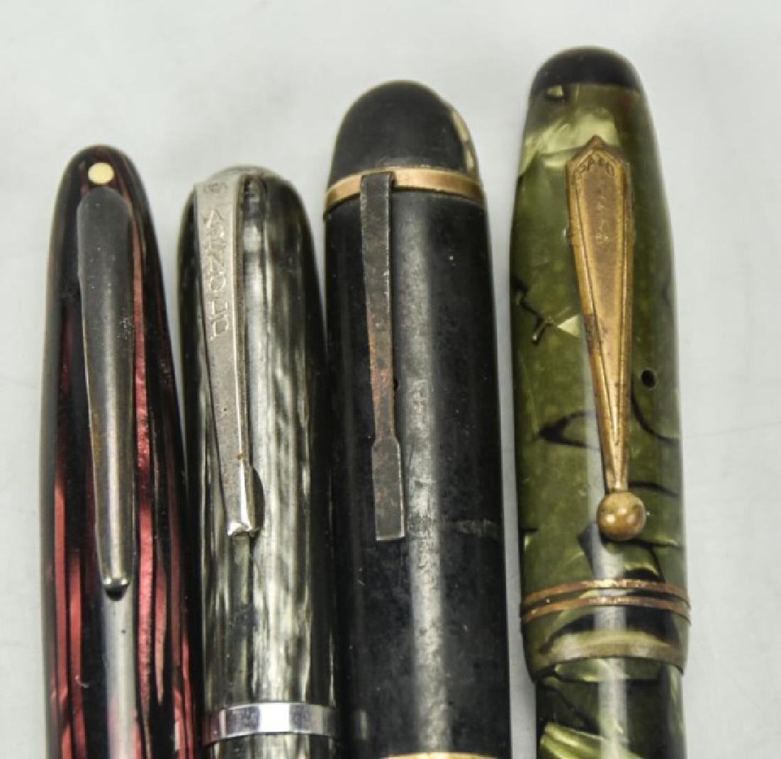 Four Fountain Pens - 2