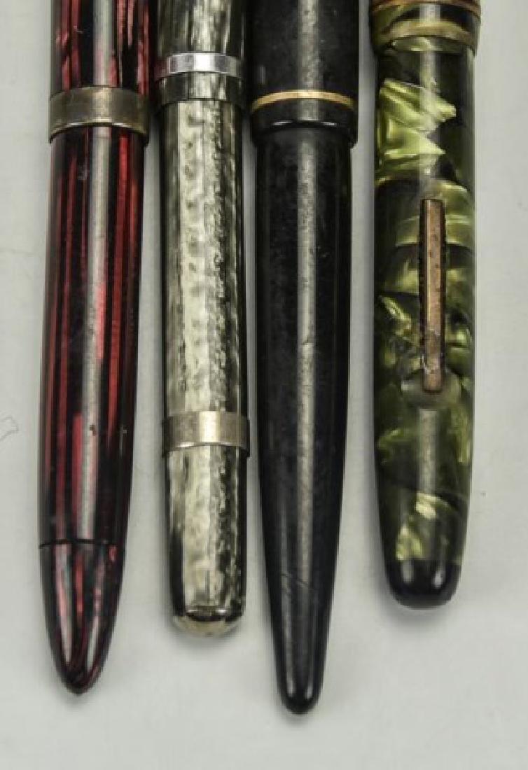 Four Fountain Pens - 3