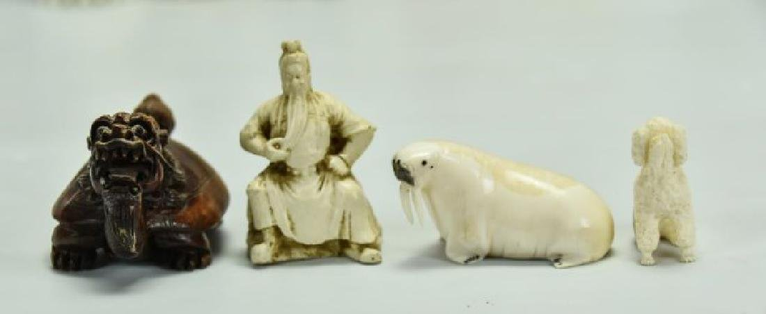 Lot of Chinese & Oriental Decorative Items - 5