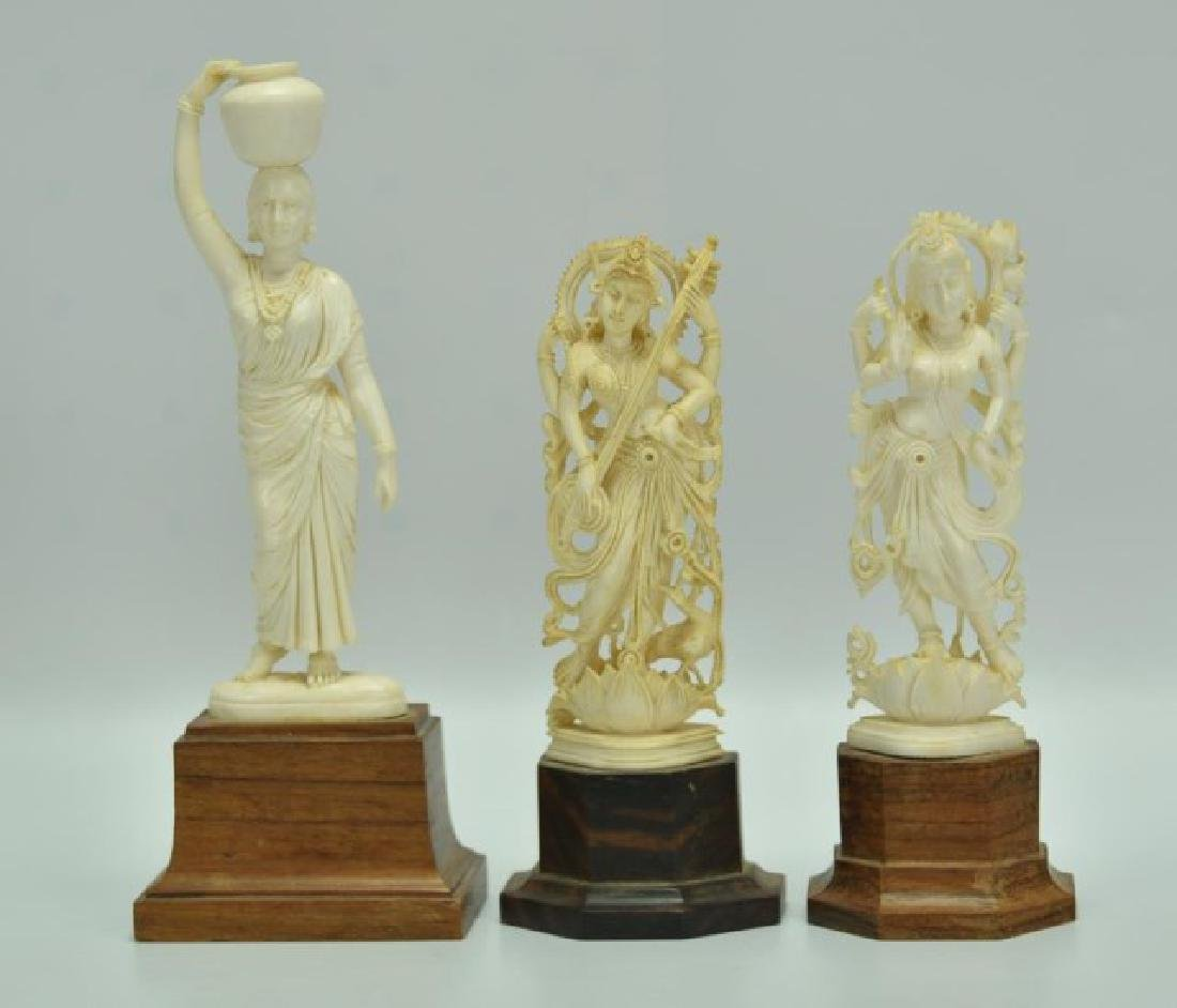 Lot of Chinese & Oriental Decorative Items - 7