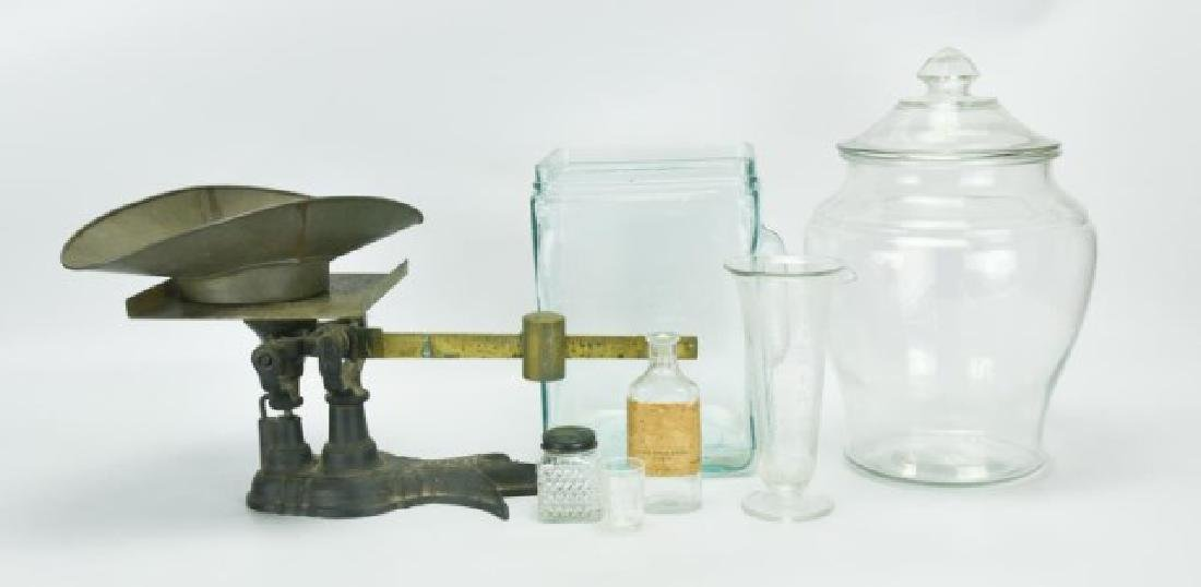 Advertising, Country Store & Apothecary Items