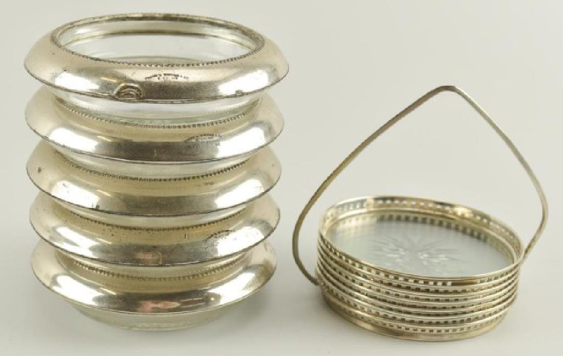 Lot of Sterling & Other Bar Related Items - 7