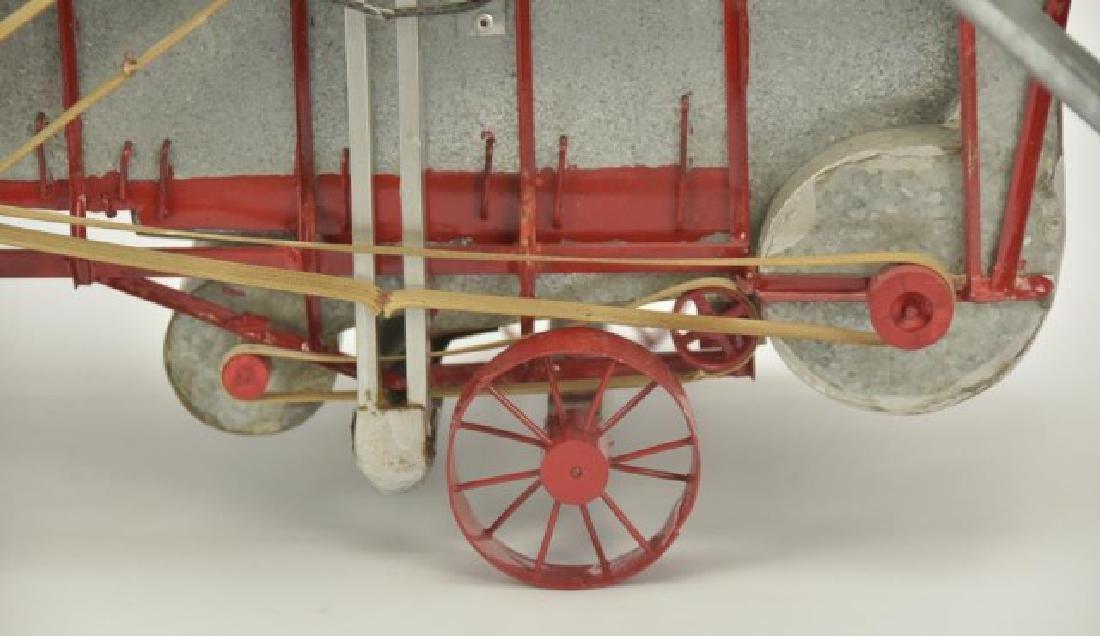 Detailed Model Keck Gonnerman Threshing Machine - 6