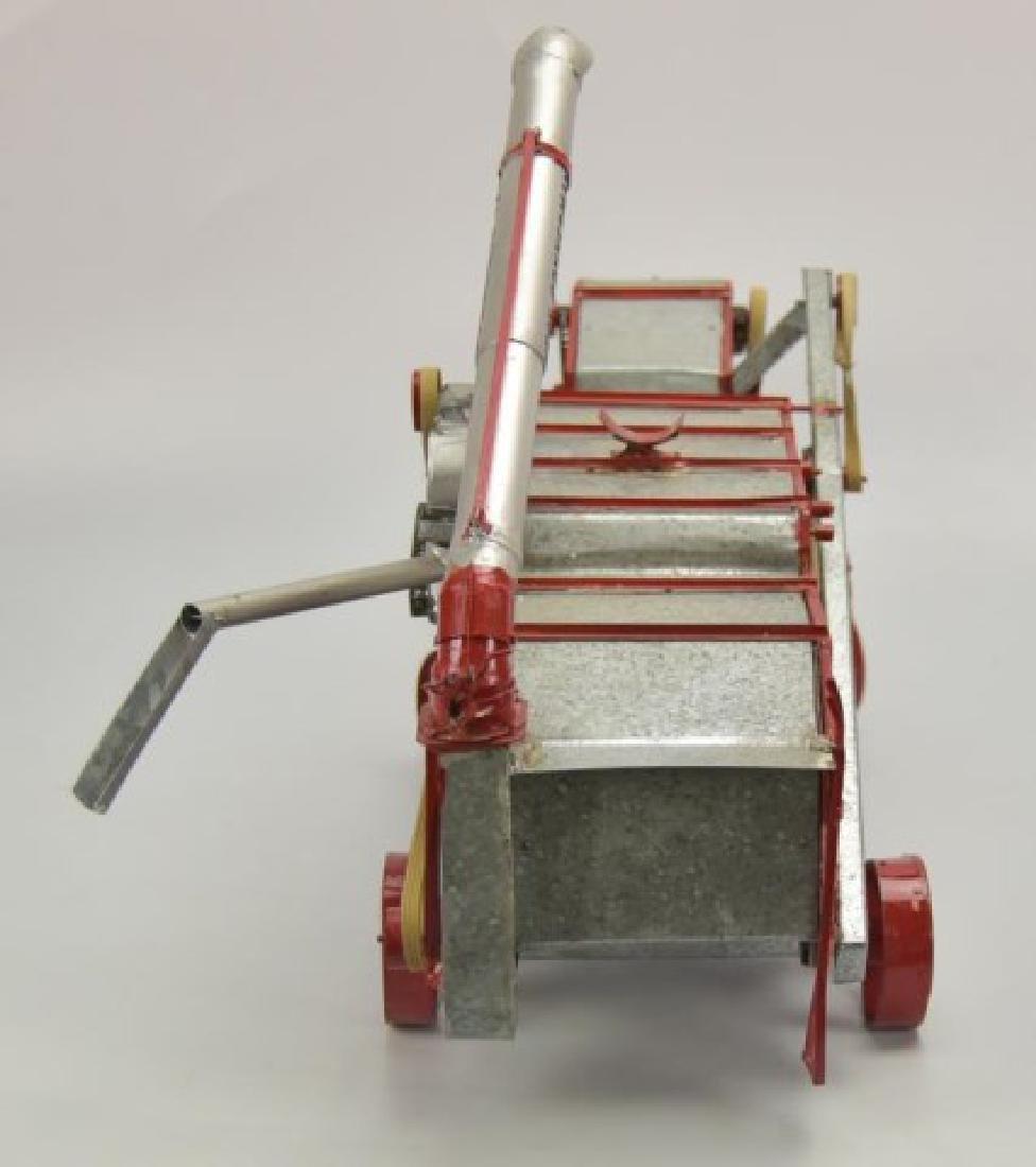 Detailed Model Keck Gonnerman Threshing Machine - 7