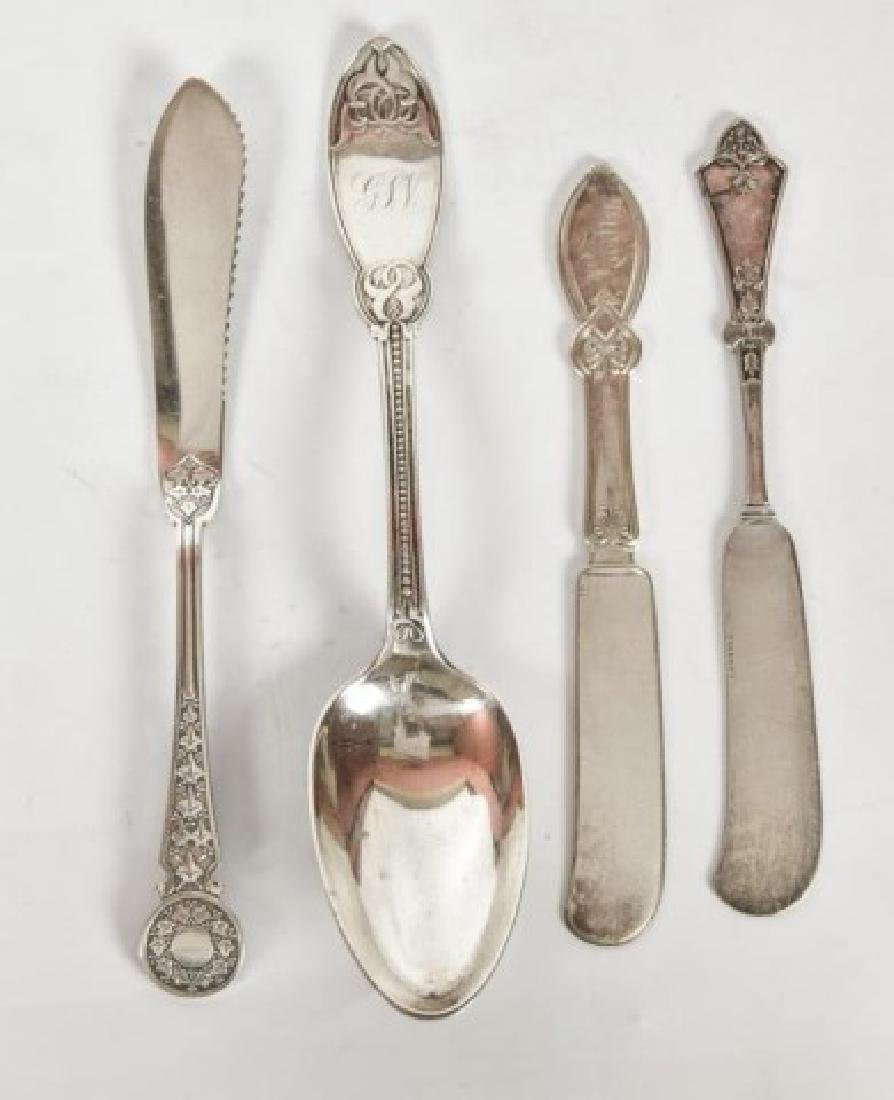 Tiffany & Co. & Other Silver Plate Items - 3