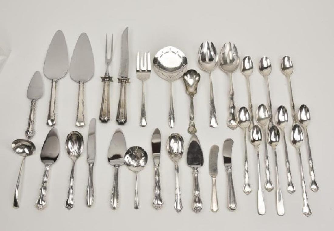 31 Pieces American Sterling Silver
