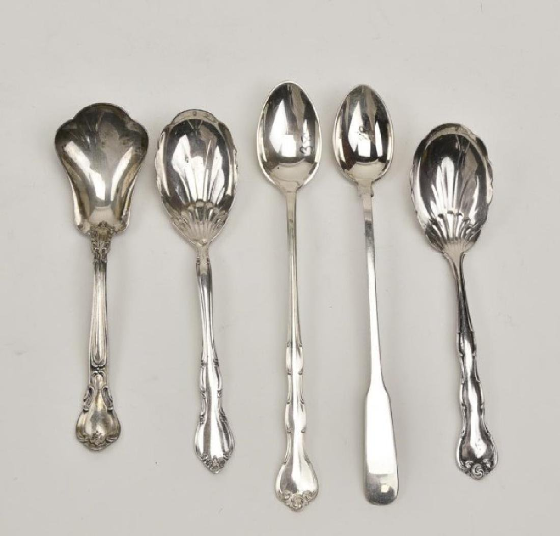31 Pieces American Sterling Silver - 2