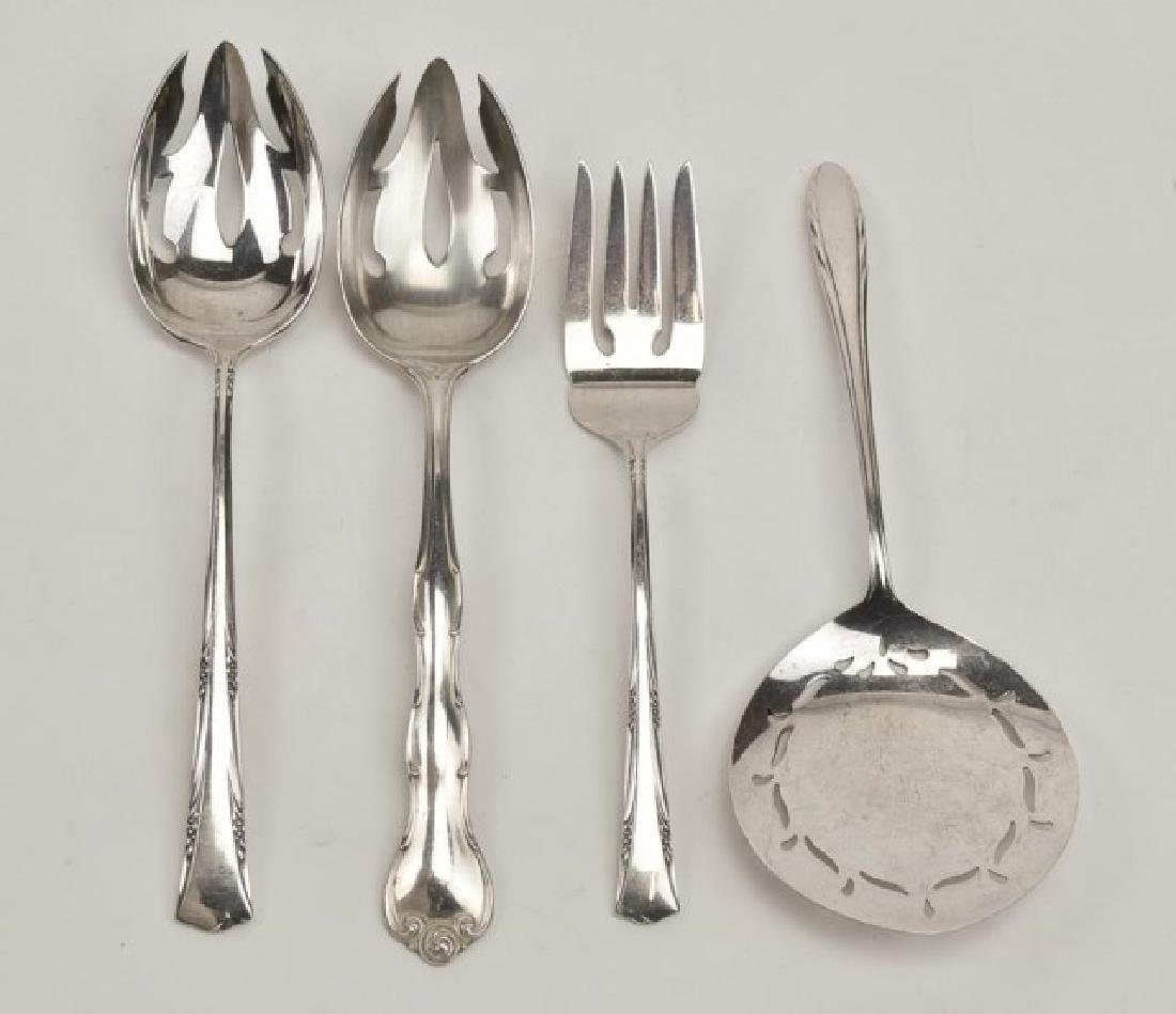 31 Pieces American Sterling Silver - 6