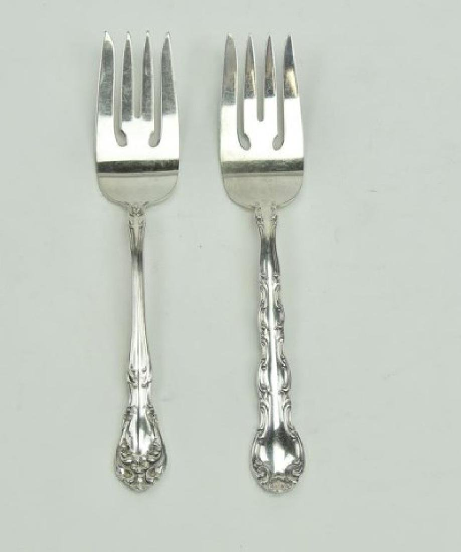 17 Pieces American Sterling Silver - 6