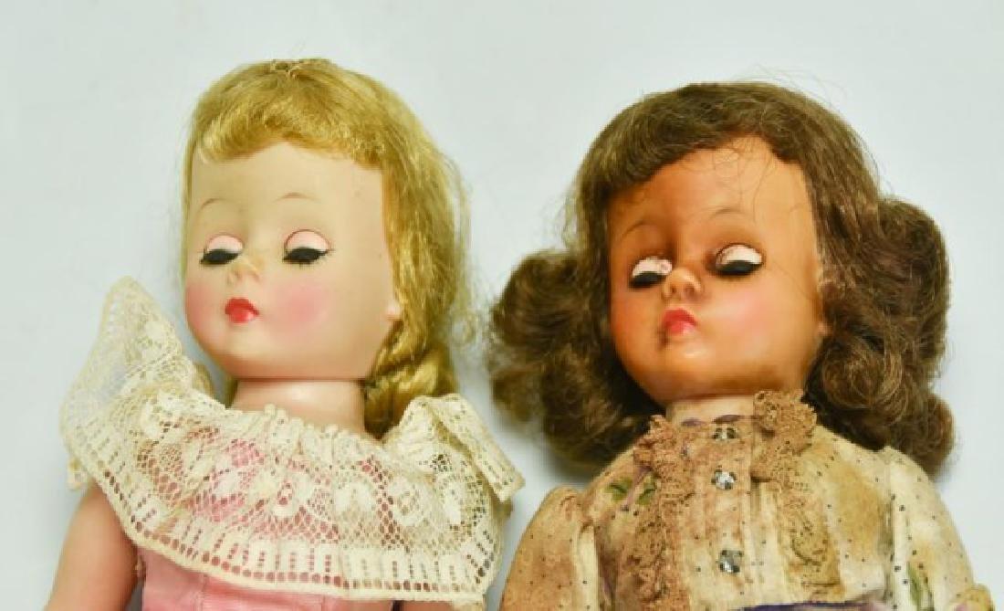 Two Madame Alexander Cissette Dolls - 2