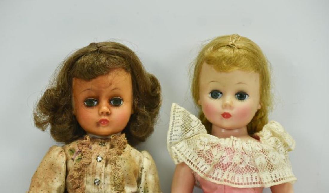 Two Madame Alexander Cissette Dolls - 7
