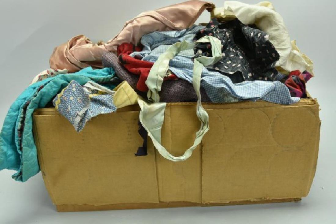 Lot of Dolls, Doll Parts, Clothes - 2