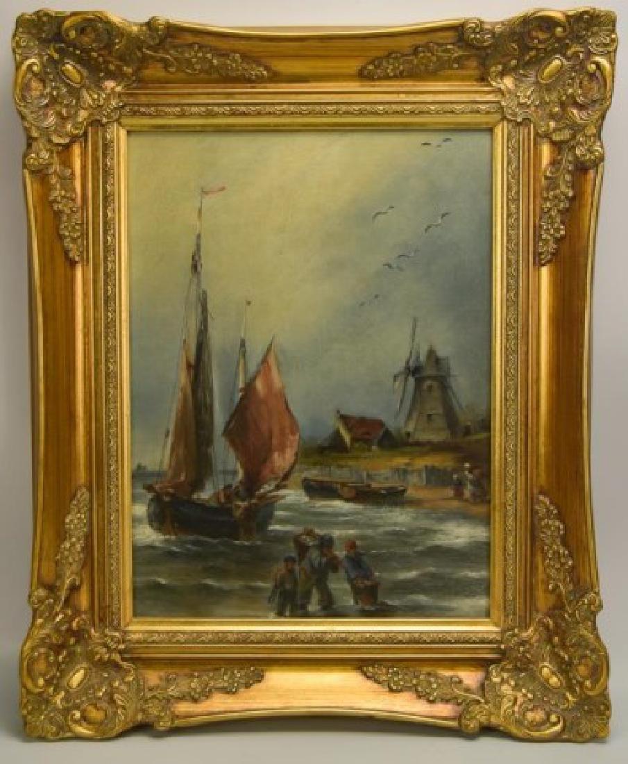 Dutch School Painting