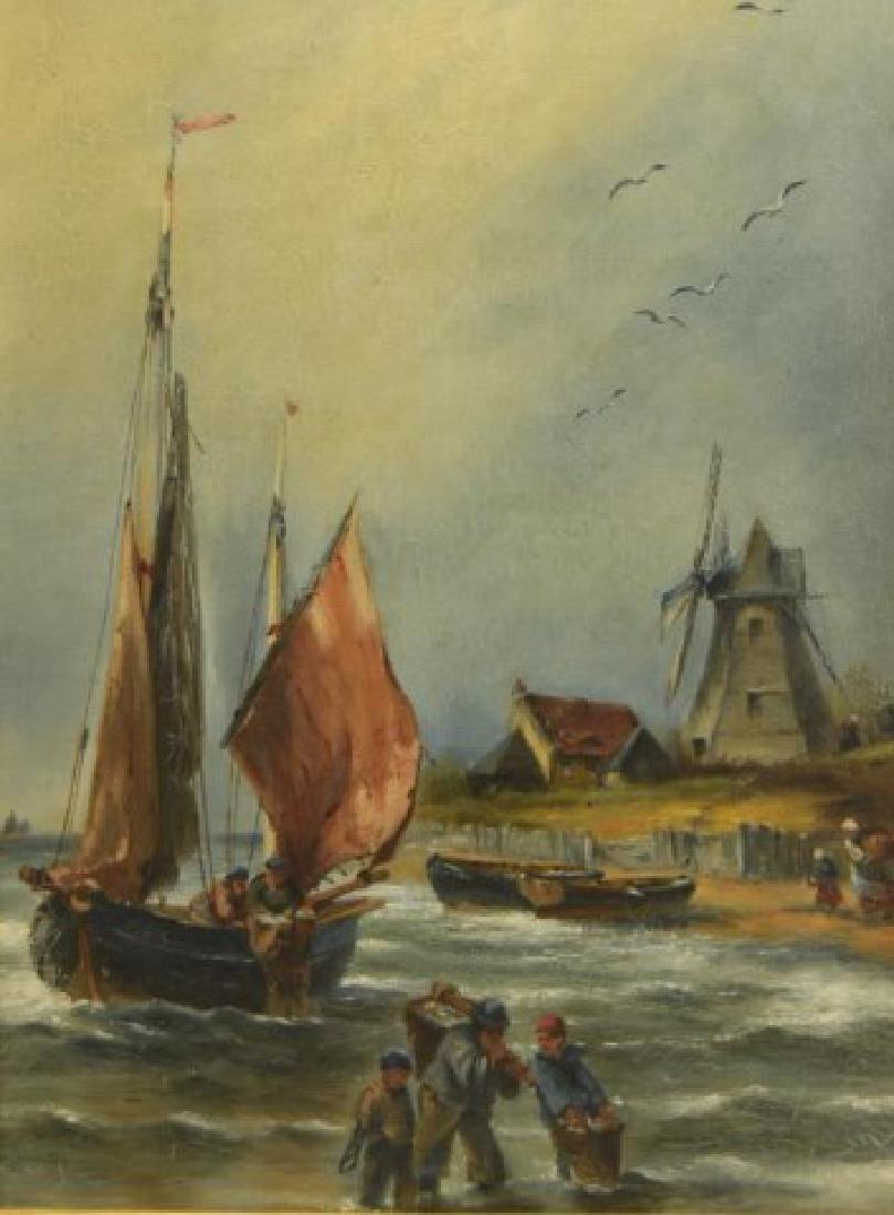 Dutch School Painting - 2