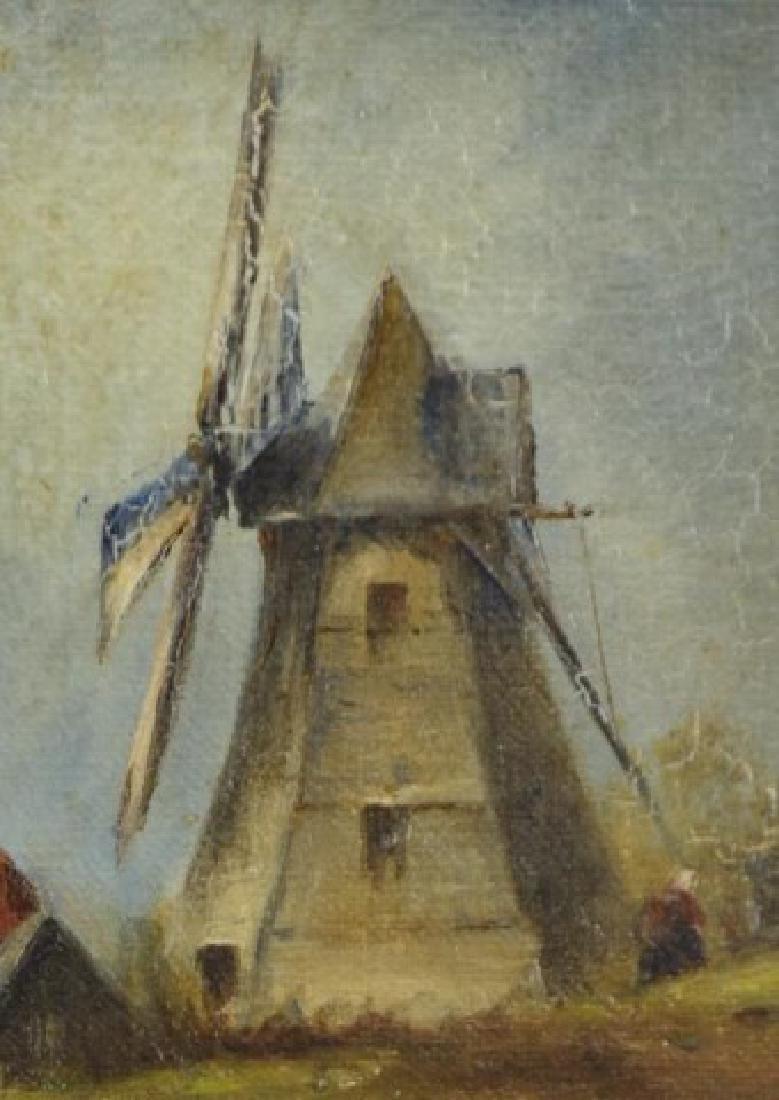 Dutch School Painting - 3