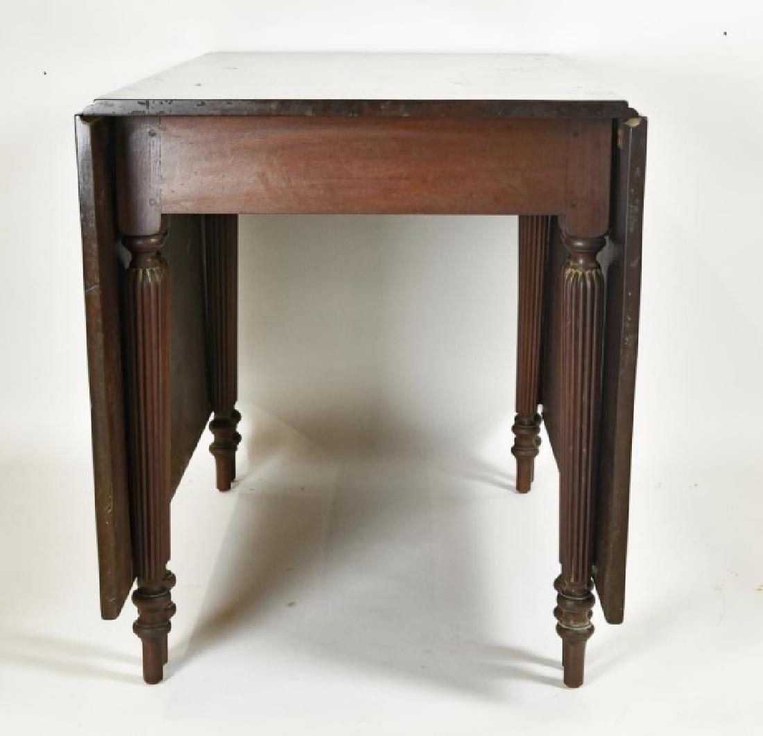 Virginia Craftsmen Sheraton Style Dining Table - 4