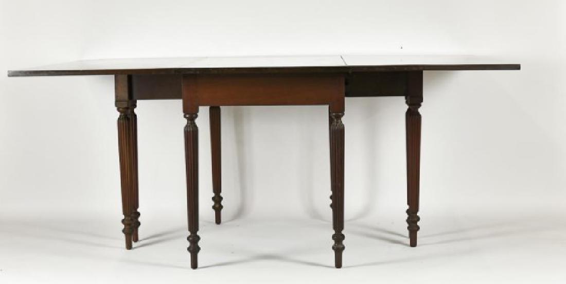 Virginia Craftsmen Sheraton Style Dining Table - 5