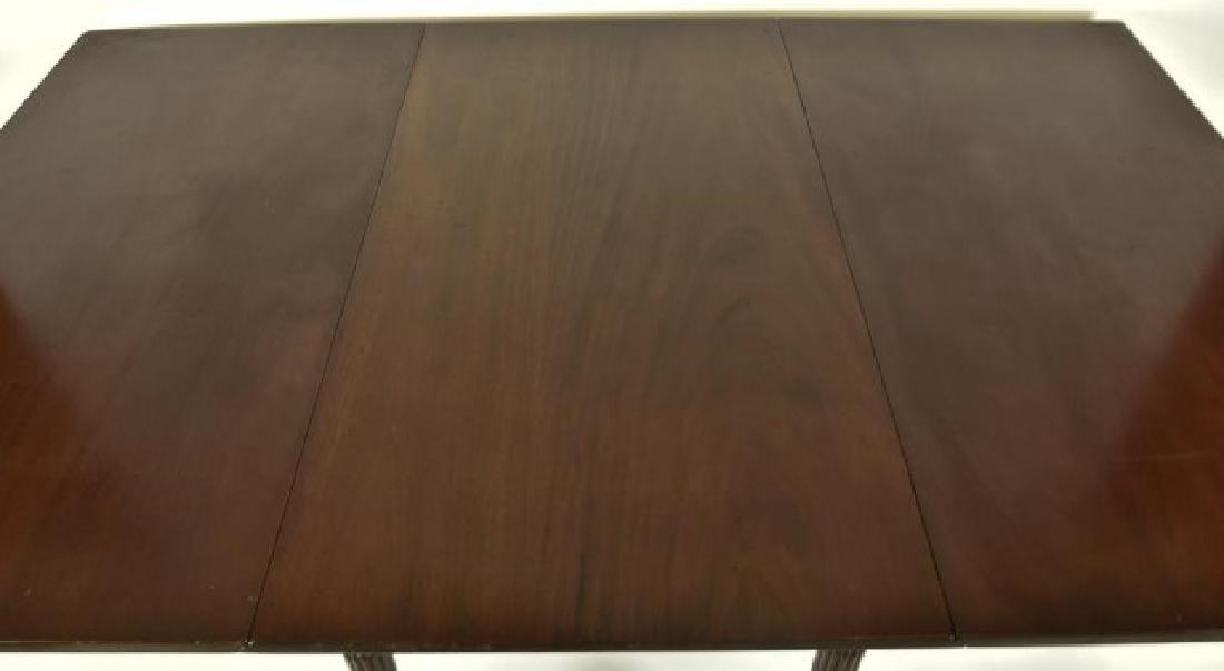 Virginia Craftsmen Sheraton Style Dining Table - 6