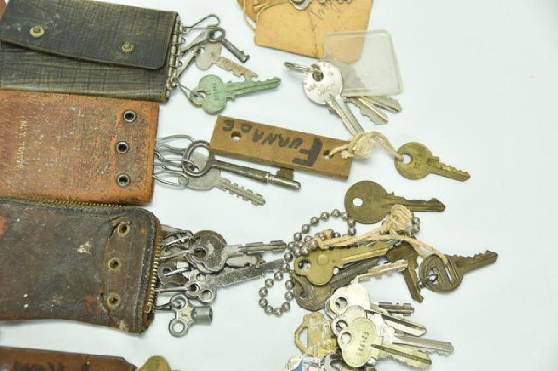 Lot of Over 160 Keys - 3